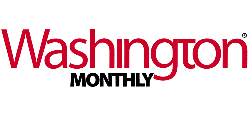 Image result for washingtonmonthly logo